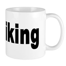 I Love Hiking Mug