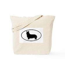 CORGI-PEMBROKE Tote Bag