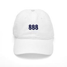 888 Baseball Cap