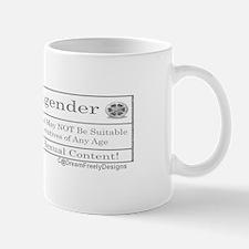 The T Contents Mug