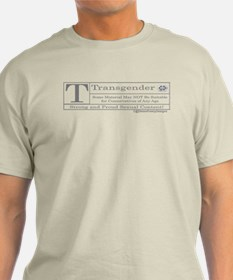 The T Contents T-Shirt
