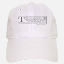 The T Contents Baseball Baseball Cap