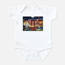 """TAINO PAST AND PRESENT"" Infant Bodysuit"
