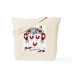 Cockburn Family Crest Tote Bag