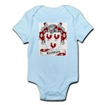 Cockburn Family Crest Infant Creeper