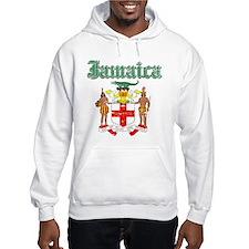 Jamaican Coat of arms Hoodie