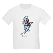 Butterfly Fairy Kids Light T-Shirt