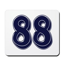 88 Mousepad