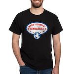 Worlds Crankiest Genealogist Dark T-Shirt