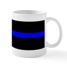 The Thin Blue Line Mug