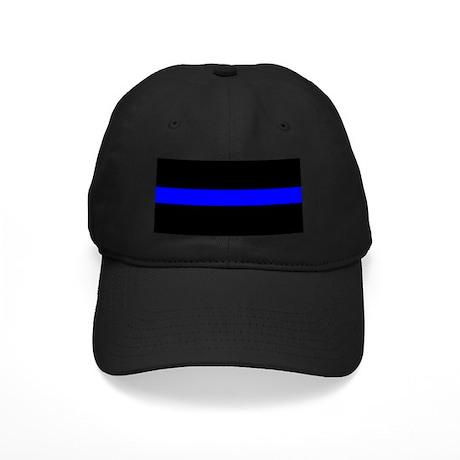 The Thin Blue Line Black Cap