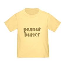 Peanut Butter T
