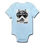 Combe Family Crest Infant Creeper