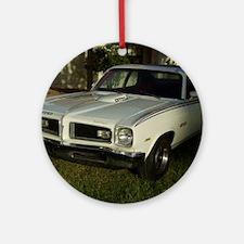 1974 GTO Ornament (Round)