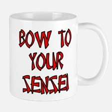 Bow To Your Sensei Mug