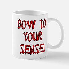 Bow To Your Sensei Small Small Mug