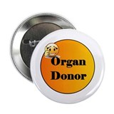 Organ donor buttons 10 Pack