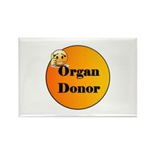 Organ Donor Rectangle Magnet