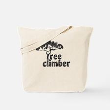 Tree Climber Tote Bag