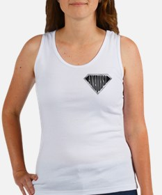 SuperAnalyst(metal) Women's Tank Top