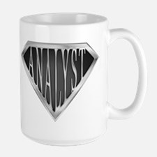 SuperAnalyst(metal) Mug