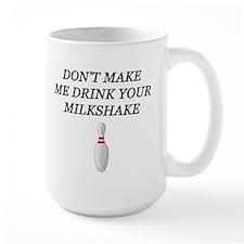 Drinking milkshake Mug