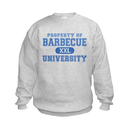 BBQ U. Kids Sweatshirt