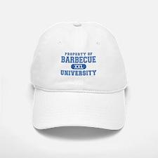 BBQ U. Baseball Baseball Cap