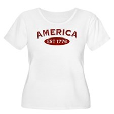 America Est 1776 T-Shirt