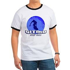 Gitmo Surf Club Ringer T