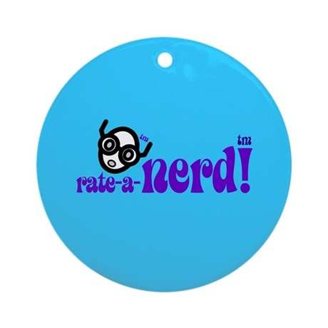 Rate-A-Nerd!T Keepsake (Round)
