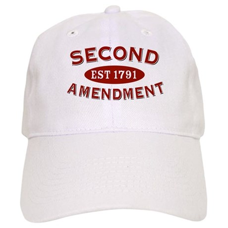 Second Amendment 1791 Cap