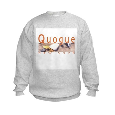 Quogue, NY Kids Sweatshirt