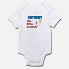 Anthony - The Little Brother Infant Bodysuit