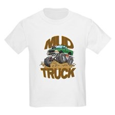 Mud Truck Ford T-Shirt