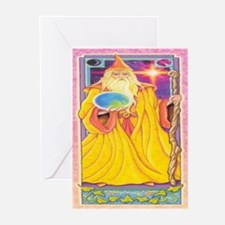 The Wizard Greeting Cards (Pk of 20)