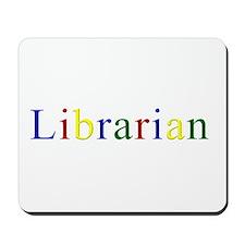 Librarian - The Original Goog Mousepad
