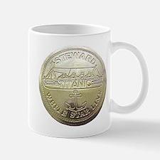 RMS Titanic Steward Mug