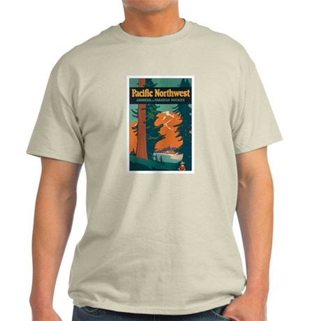 Pacific Northwest Light T-Shirt