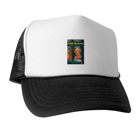Pacific Northwest Trucker Hat