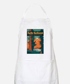 Pacific Northwest BBQ Apron