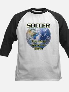 Soccer Earth Tee