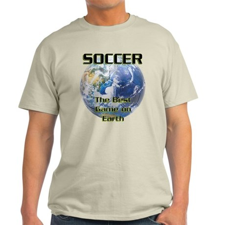 Soccer Earth Light T-Shirt