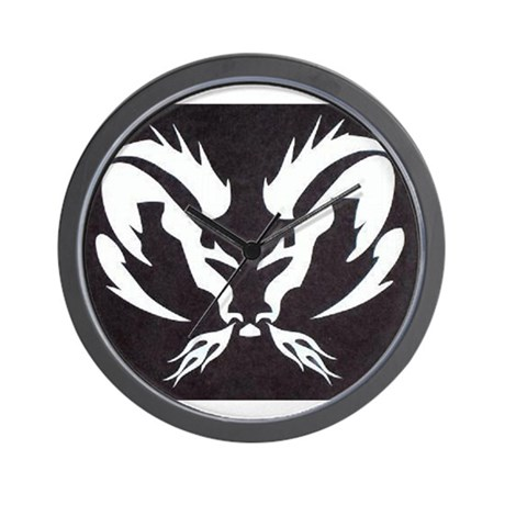 Ram Sign Wall Clock