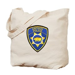 Antioch Police Department Tote Bag