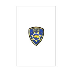 Antioch Police Department Posters
