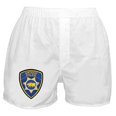Antioch Police Department Boxer Shorts