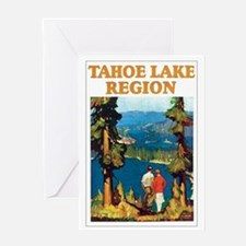 Lake Tahoe Greeting Card