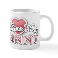 lovemynanny Mugs
