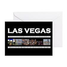 Las Vegas Retro Film Strip Cards 10, Color Images
